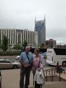 Vintage trip to Nashville